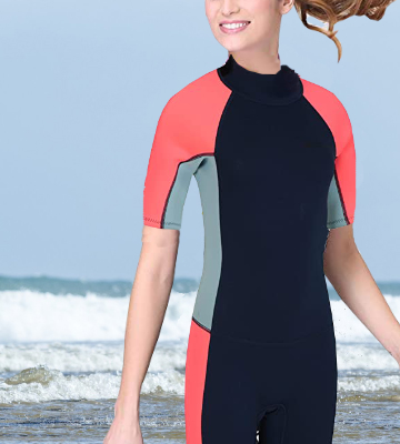 Review of Mountain Warehouse Shorty Womens Wetsuit