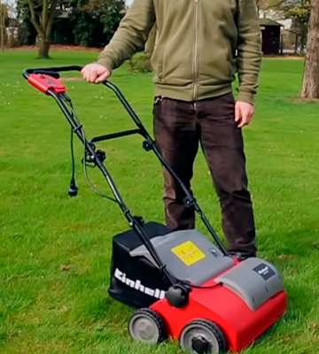 Review of Einhell RG-SA 1433 Electric Scarifier and Lawn Aerator
