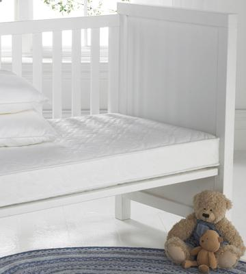 Review of Sophie Superior Sprung Cot Mattress