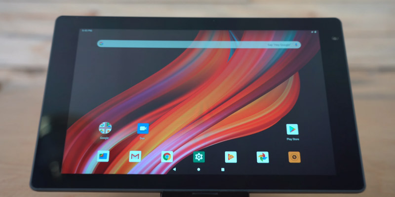 "Review of VANKYO MatrixPad Z10 10"" Android Tablet (Quad-Core, 3/32 GB)"