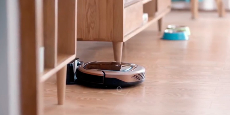 Review of Eureka i300 Robot Vacuum Cleaner Pet Hair