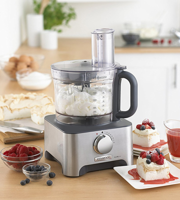 Review of Kenwood FDM781BA Multi-Pro Classic Food Processor