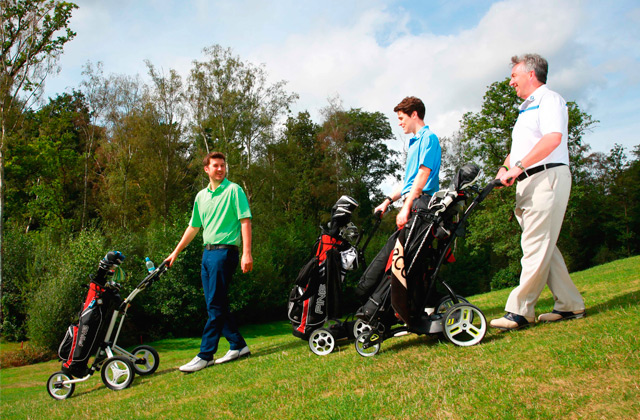 Best Golf Trolleys for Your Comfort