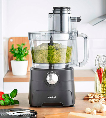 Review of VonShef 2000104 Food Processor