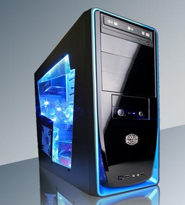 Review of Cyberpower Gaming Blaster 1050 + fx4300 Gaming PC
