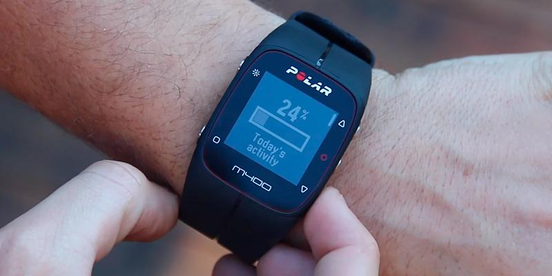 Review of Polar M400 GPS Watch with Heart Rate Monitor