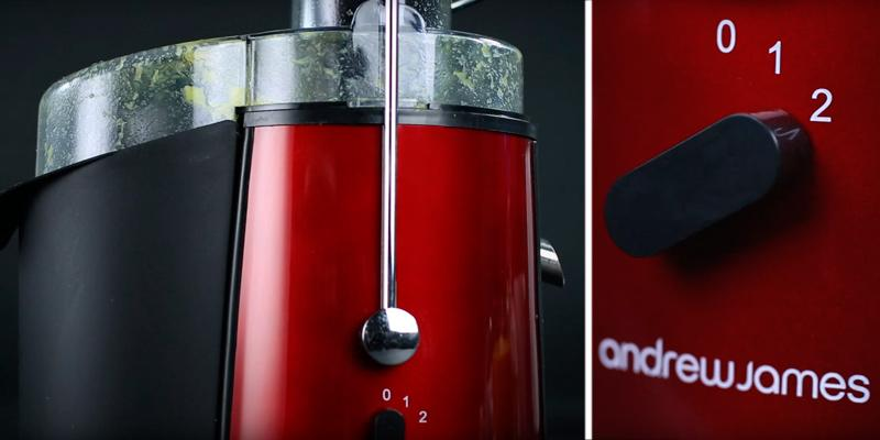 Review of Andrew James Professional Power Juicer
