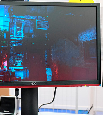 Review of AOC G2460PF 144hz Pro Gaming Monitor