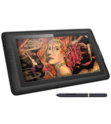 XP-PEN Artist15.6 (FRAT156) 15.6 IPS 1920x1080 Graphics Drawing Tablet Monitor Pen Display with 8192 levels (Battery-free Stylus)