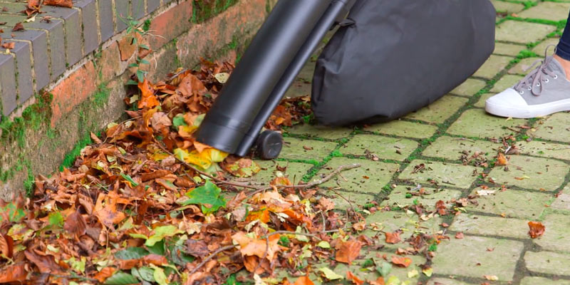 Review of Draper 3000W 3-in-1 Garden Vacuum, Leaf Blower and Mulcher
