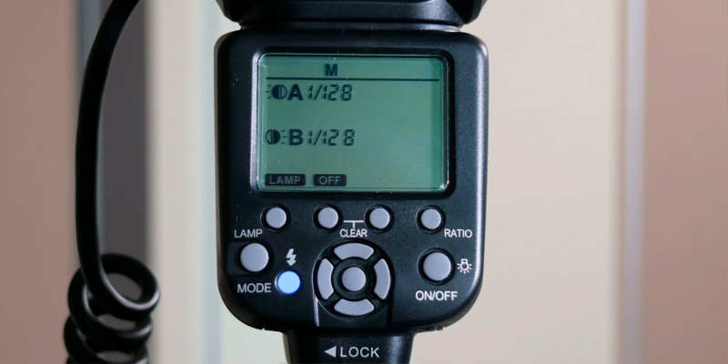 Review of K&F Concept KF-150 Macro Ring Flash Light For Nikon