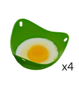 Kitchen Discovery KD2 4 pack Egg Poacher