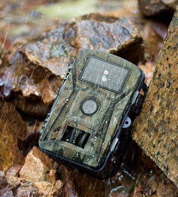 Review of Apeman H45 Trail Camera 12MP 1080P with Infrared Night Vision