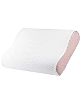 TheComfortZone Contour Memory Foam Pillow Orthopedic Support