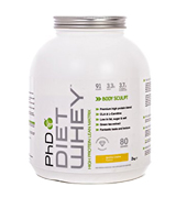 PhD Nutrition Diet Vanilla Creme Whey Protein Powder