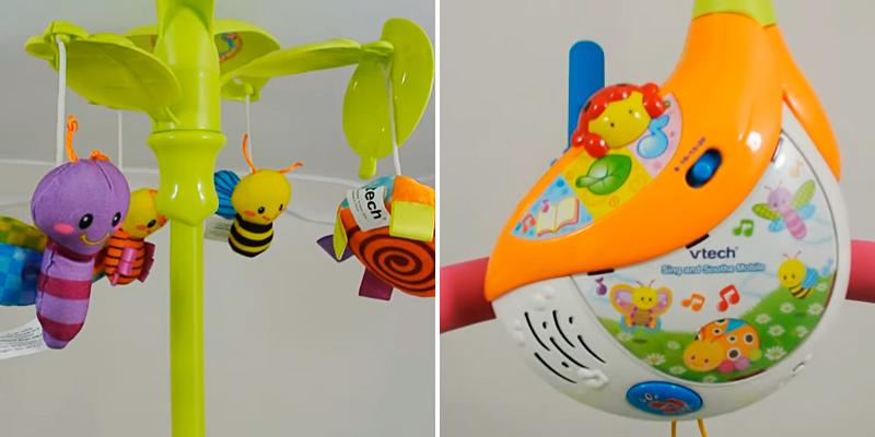 Review of VTech Sing and Soothe Baby Mobile