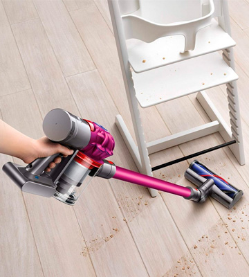 Review of Dyson _V7 Motorhead Cordless Handheld Vacuum Cleaner