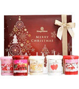 the gift box Christmas Scented Candles Gift Set