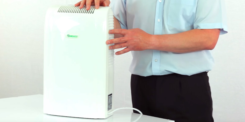 Review of Meaco Small Home Dehumidifier