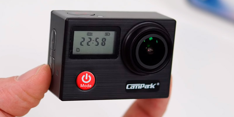 Review of Campark X20 Action Camera (4K, 20MP, EIS, Touch Screen, Waterproof)