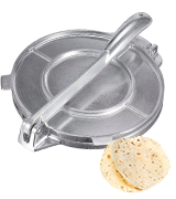 Beatie Tortilla Maker Machine Aluminium Heavy Duty Tortilla Press Cast Iron
