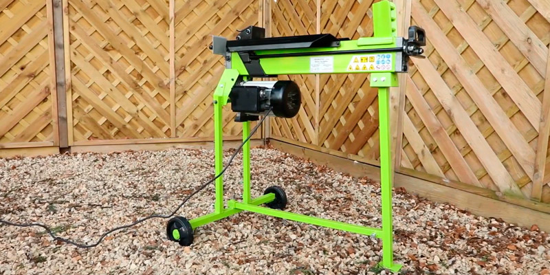 Review of Logmaster 7 Tonne Hydraulic Log Splitter