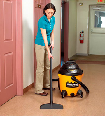 Review of Shop-Vac 9625110 Wet Dry Vac