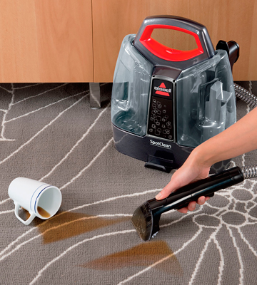 Review of Bissell 36981 Spotclean Carpet Cleaner