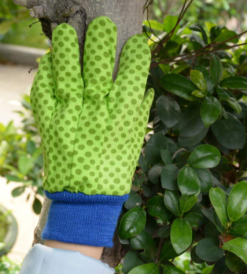 Review of Euglove 3 Pairs for Kids Gardening Gloves