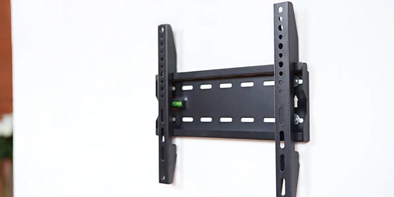 Review of VonHaus Ultra Slim Fixed TV Wall Mount Bracket