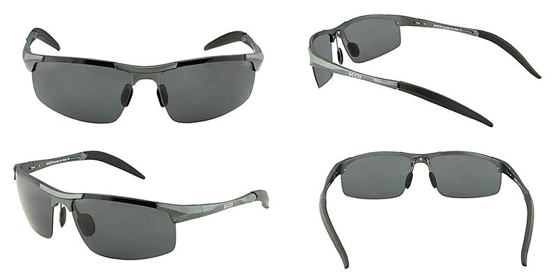 Review of Duco Sports Style Polarized Sunglasses Golf Driving with Unbreakable Frame
