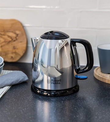 Review of Russell Hobbs 24990 Small Electric Kettle 1 L Cordless
