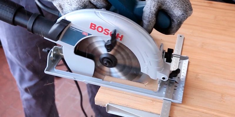Review of Bosch GKS 190 Professional Corded 240 V Circular Saw