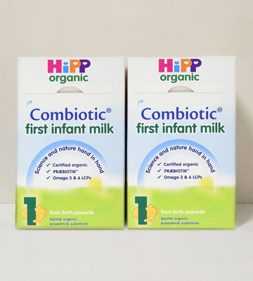 Review of HiPP Organic First Infant Milk
