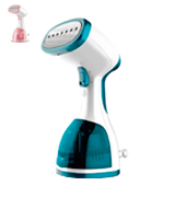 homeasy Clothes Garment 5 in 1 Handheld Fabric Steamer Wrinkle Remover