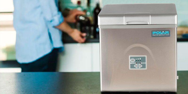 Review of Polar G620 Counter Top Ice Maker