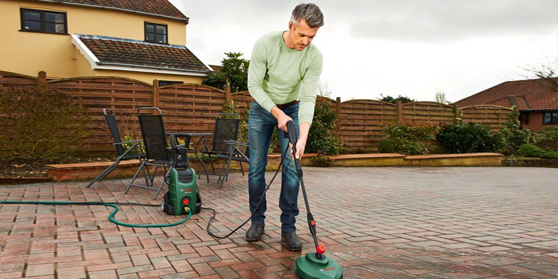 Detailed review of Bosch AQT 37-13 Plus High Pressure Washer