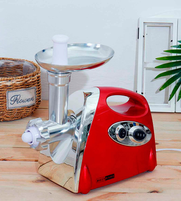 Review of IMURZ 2800W Electric Meat Grinder