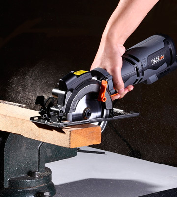Review of TACKLIFE TCS115A Compact Circular Saw