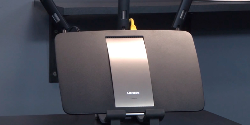 Review of Linksys XAC1900 Dual Band Smart Wi-Fi Modem Router