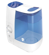 Vicks VH845E1 Warm Mist Humidifier, 3.8L