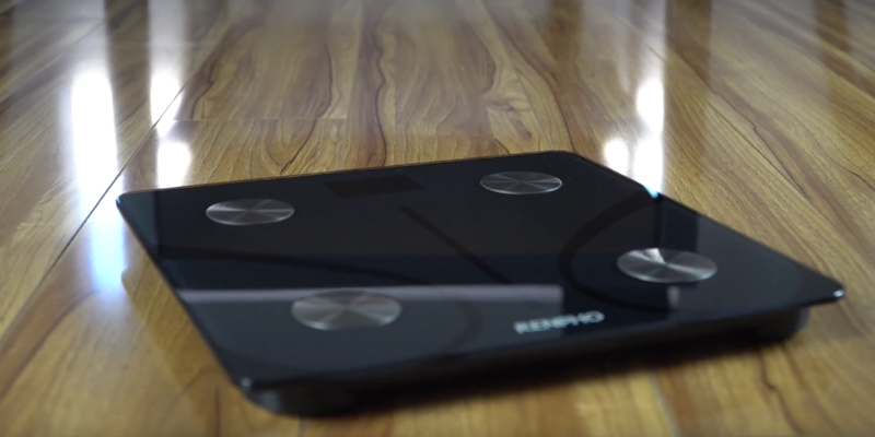 Review of RENPHO ES-CS20M-B Bluetooth Smart Scale