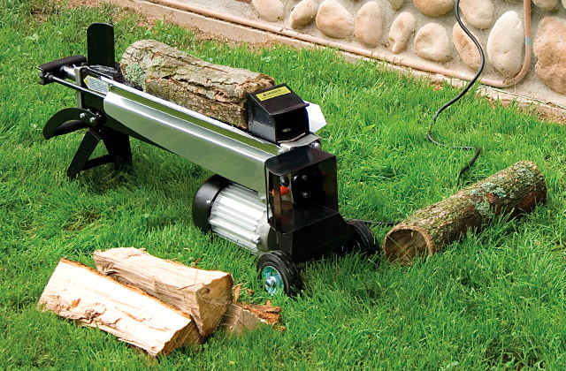 Best Log Splitters for Easy Logging
