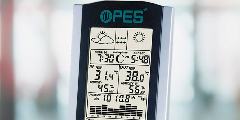 Detailed review of Opes 17500 Wireless Weather Station