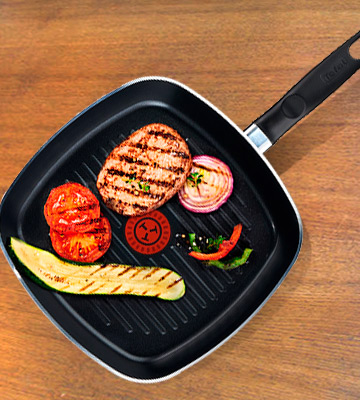 Review of Tefal Extra Grill Pan, 26 cm