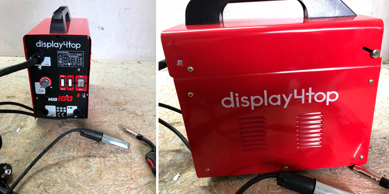 Display4top MIG 100 Welder in the use