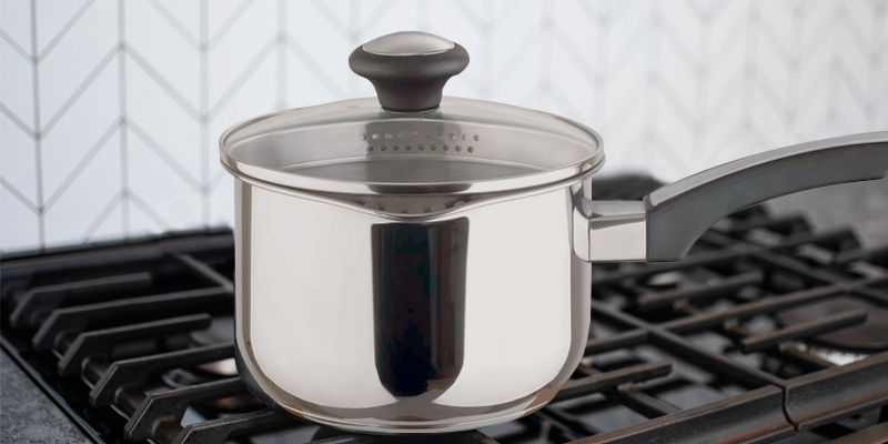 Review of Prestige Everyday Straining Saucepans Set