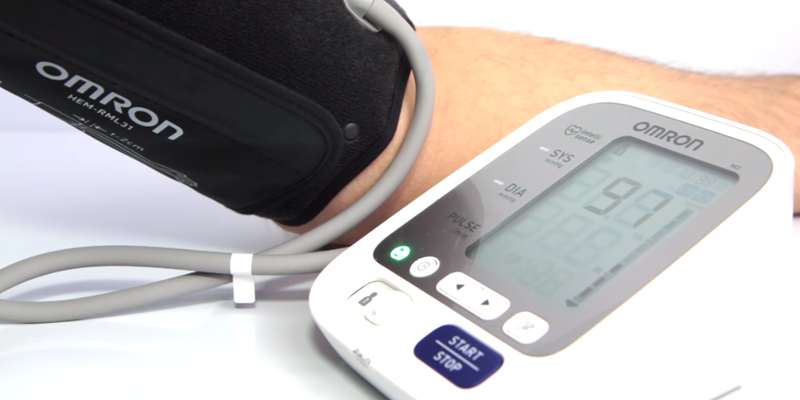 Review of Omron M3 Intellisense Upper Arm Blood Pressure Monitor