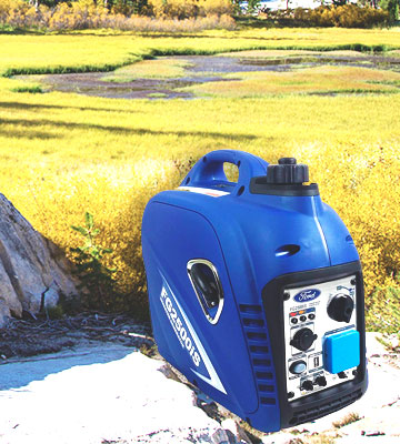 Review of Ford FG2500iS Petrol Inverter Generator