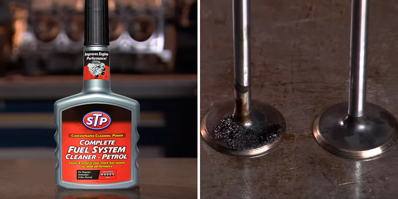 Review of STP GST50400EN Petrol Complete Fuel System Cleaner